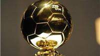 Xem trực tiếp lễ trao giải Quả bóng vàng châu Âu 2017