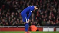 Đừng nói 'chân gỗ', giờ ghi bàn với Morata cũng là rất khó...