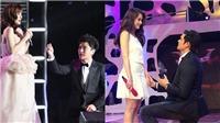 Những sao quốc tế gây sốc khi cầu hôn trước khán giả như Trường Giang - Nhã Phương