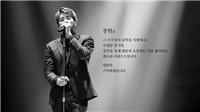 SM chính thức thông tin về lịch trình tang lễ Jong Hyun của SHINee