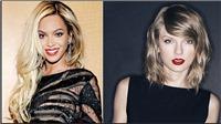 Chỉ kiếm được 70 triệu đô, Taylor Swift để mất 'ngôi hậu' của Forbes vào tay Beyonce
