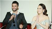 Sao Mai Thanh Thanh mời 'soái ca' Palestine đóng MV đầu tay