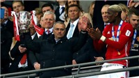 CẬP NHẬT sáng 2/6: Wenger cần phải học Mourinho. Griezmann bất ngờ gửi thông điệp buồn tới fan Man United
