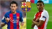 CẬP NHẬT sáng 21/7: Barca lên tiếng về Neymar. Real bị cảnh cáo vụ Mbappe. Chicharito CHÍNH THỨC trở lại Premier League