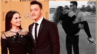 Sắp cưới Hoa hậu, Oezil vẫn đăng ảnh, nói yêu tình cũ
