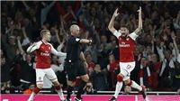 CẬP NHẬT sáng 12/8: Arsenal ngược dòng ngoạn mục. M.U đàm phán với Ibra. Coutinho bị đẩy vào thế khó