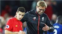 Coutinho gây sốc với tuyên bố 'sẽ không chơi cho Liverpool nữa'