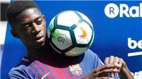 Dembele tâng bóng thảm họa trong ngày ra mắt Barca, fan đòi Bartomeu từ chức