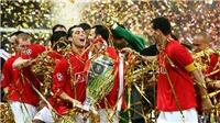 Xem video clip những bàn khoảnh khắc đẹp nhất của Ronaldo trong màu áo Man United