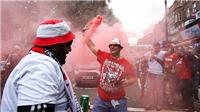 Arsenal sẽ bị phạt nặng vì để CĐV Cologne làm loạn ở Emirates