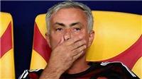 CẬP NHẬT sáng 30/9: Mourinho hầu tòa trước đại chiến. Ramos chỉ trích Pique. Đức gạch tên Oezil