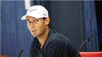 TENNIS 5/9: Nadal chỉ trích US Open vụ Fognini. Thiem đón ngày vui bên Federer
