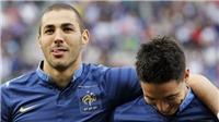 Nasri mắng HLV Deschamps 'ngu ngốc' vì không gọi Benzema vào tuyển Pháp