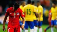 HLV Sampaoli: 'Vidal nghiện rượu nặng. Bravo nhu nhược. Sanchez tự cô lập mình'