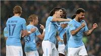 Video clip highlights bàn thắng trận Man City 0-0 (penalty: 4-1) Wolverhampton