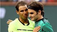 TENNIS ngày 16/11: Nadal ước sở hữu 'một thứ' từ Federer. FedEx vượt Tiger Woods về kiếm tiền