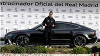 Chiêm ngưỡng dàn xế Audi siêu sang Ronaldo và đồng đội lựa chọn