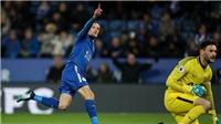 Video clip highlights bàn thắng trận Leicester City 2-1 Tottenham