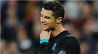 CẬP NHẬT sáng 8/11: Ronaldo sắp mất tiền vì Messi. Conte loại Luiz vì Costa. Casillas giành Bàn chân Vàng