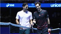 TENNIS ngày 8/11: Mặc váy, Federer vẫn hạ Murray. Nadal đón tin xấu. Becker chưa vỡ nợ