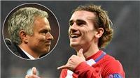 CHUYỂN NHƯỢNG 1/12: Mourinho bí mật gặp Griezmann. Barca đổi Arda Turan lấy Oezil