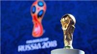 Bốc thăm chia bảng World Cup 2018 diễn ra lúc nào, trực tiếp ở đâu?