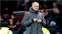 Jose Mourinho tuyên bố M.U vẫn rộng cửa đuổi kịp Man City