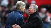 Sir Alex nói gì khi bị Arsene Wenger phá kỉ lục tại Premier League?