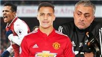 CHUYỂN NHƯỢNG M.U 16/1: Chọn số áo cho Sanchez. Chính thức hỏi mua Lucas Moura
