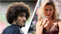 Nhan sắc tuyệt trần của bồ mới Fellaini, người đẹp Playboy nóng bỏng bậc nhất nước Nga