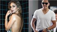 Cận cảnh nhan sắc thân hình nóng bỏng của bồ Alexis Sanchez