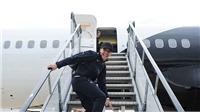 CẬP NHẬT sáng 19/1: M.U đưa chuyên cơ đón Sanchez. Wenger bị mắng. Mkhitaryan nói lời chia tay