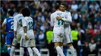 CẬP NHẬT sáng 22/1: Ronaldo đổ máu. Sanchez mặc áo M.U selfie. Qatar đánh giá cao U23 Việt Nam