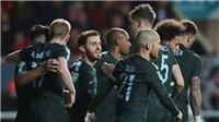 VIDEO bàn thắng highlights Bristol 2-3 Man City: Người hùng De Bruyne