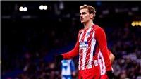 CẬP NHẬT tối 9/1: Barca gây sốc khi sắp mua tiếp Griezmann. M.U mua Alex Sandro