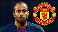 CHUYỂN NHƯỢNG M.U 9/1: Thắng lớn vụ Moura. Quyết mua David Luiz. Sẽ có Gareth Bale