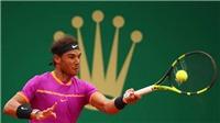 Nadal lập kỷ lục, giành cú 'decima' tại Monte Carlo