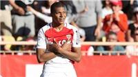 Mbappe xác nhận sẽ rời Monaco ở thời điểm Man United theo đuổi quyết liệt