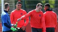 Man United: Hàng loạt trụ cột trở lại sau chấn thương, Mourinho mừng ra mặt