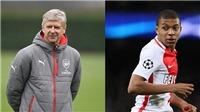 Wenger: 'Tôi từng đến nhà và hỏi mua Mbappe từ năm ngoái'