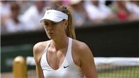 Tennis ngày 4/5: Wimbledon không trao suất đặc cách cho Sharapova. Kyrgios sẽ sớm giành Grand Slam
