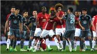 CẬP NHẬT sáng 12/5: Man United 'thót tim' lọt vào chung kết Europa League. Conte chốt tương lai tại Chelsea