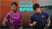 Tennis ngày 13/5: Nadal vẫn khen Djokovic hết lời. Djokovic hợp tác với Agassi?