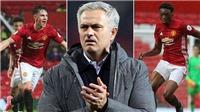 Lộ diện 5 tài năng trẻ Man United sẽ được Mourinho dùng tại vòng cuối Premier League