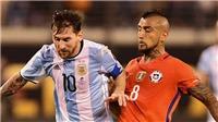 Vidal ám chỉ Messi được FIFA đặc cách áp dụng luật riêng