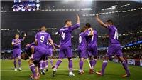 Ghi bàn vào lưới Buffon, Real Madrid lập kỷ lục 'vô tiền khoáng hậu' mùa này