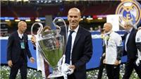 Zidane: 'Tôi không phải là HLV giỏi nhất thế giới'