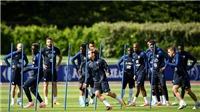 Pháp triệu tập cả 3 tiền đạo 'hot nhất châu Âu' để đá với Thụy Điển
