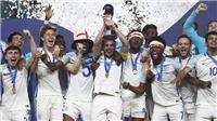 Đội U20 giúp bóng đá Anh có danh hiệu quốc tế đầu tiên từ 1966