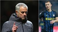 Mourinho tính 'đánh nhanh thắng nhanh' thương vụ với Ivan Perisic